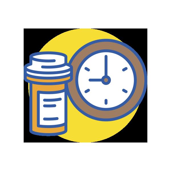Take regular medications